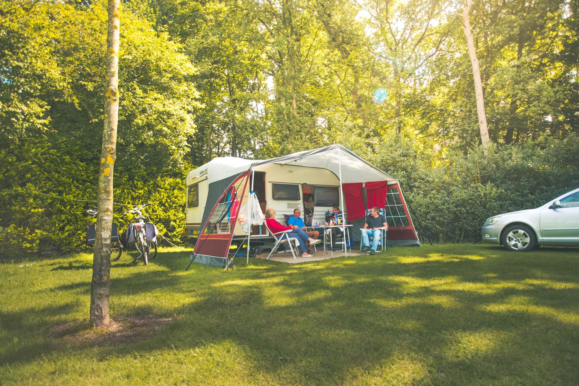 Kamperen bij Campingpark de Vuurkuil