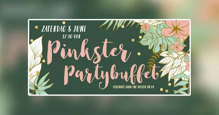 Pinkster Partybuffet