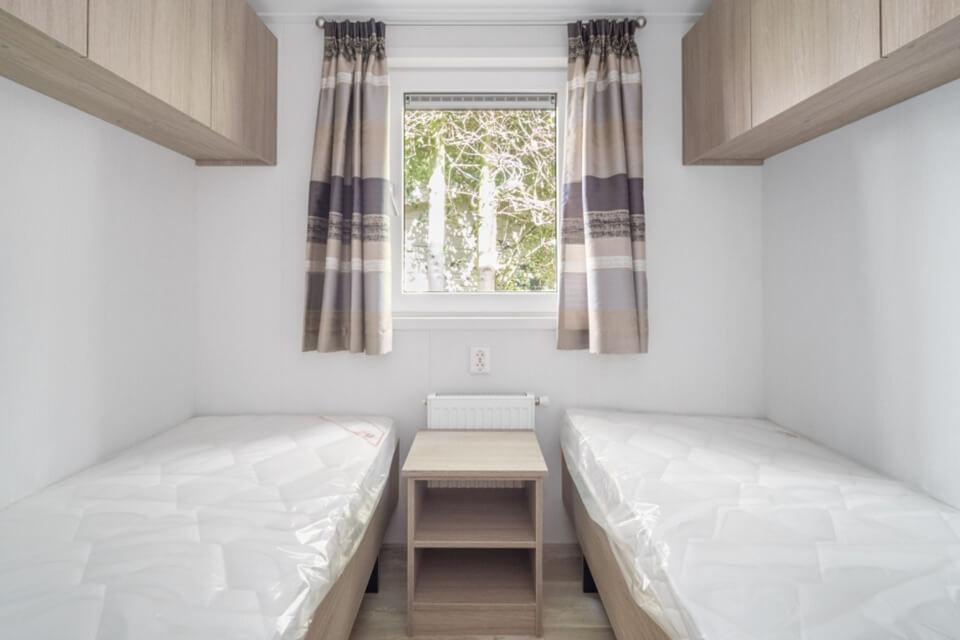 Vuurkuil Lodge Slaapkamer 2
