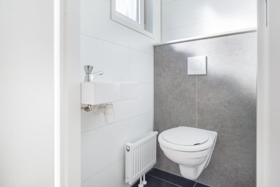 Vuurkuil Lodge Toilet